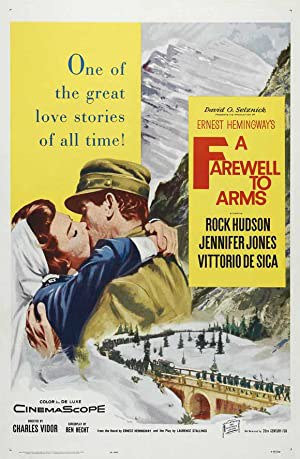 A Farewell to Arms (1957)