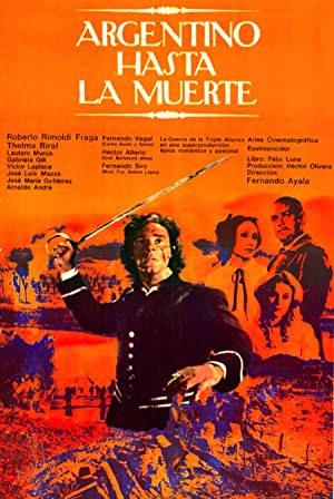 Argentino hasta la muerte (1971)