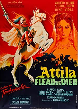 Attila (1954)