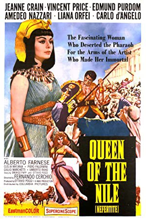 Queen of the Nile (1961)