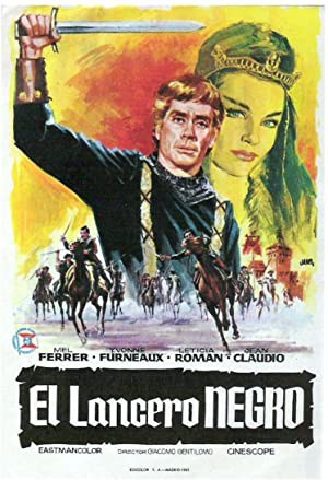 Charge of the Black Lancers (1962)