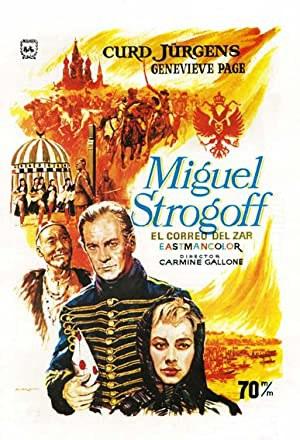 Michael Strogoff (1956)