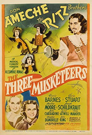 The Three Musketeers (1939)