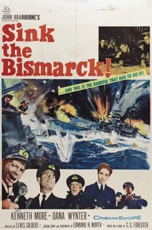 Sink the Bismarck! (1960)
