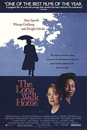 The Long Walk Home (1990)