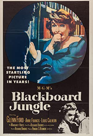Blackboard Jungle (1955)