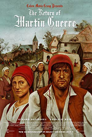 The Return of Martin Guerre (1982)