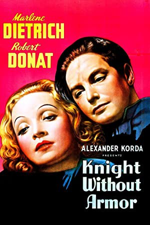 Knight Without Armor (1937)