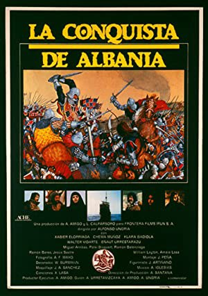 La conquista de Albania (1984)