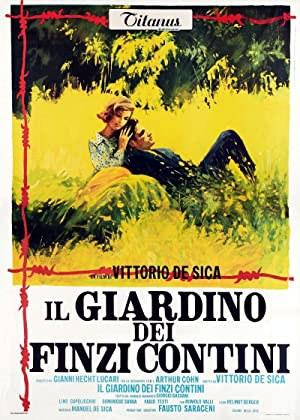 Garden of the Finzi-Continis (1970)