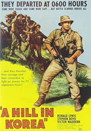 Hell in Korea (1956)