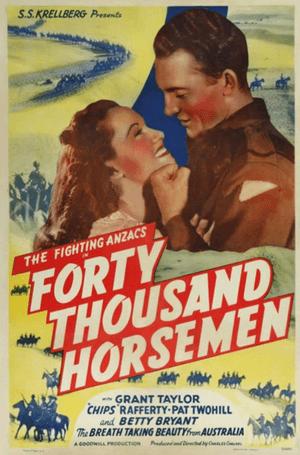 40,000 Horsemen (1940)
