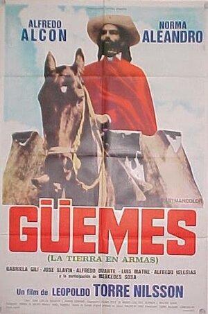 Güemes – la tierra en armas (1971)