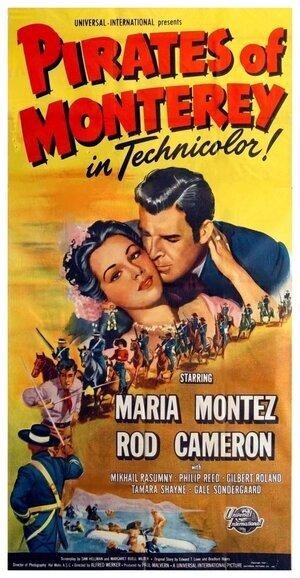 Pirates of Monterey (1947)