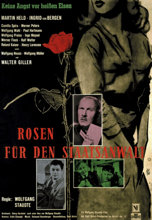 Roses for the Prosecutor (1959)
