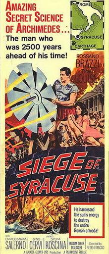Siege of Syracuse (1960)